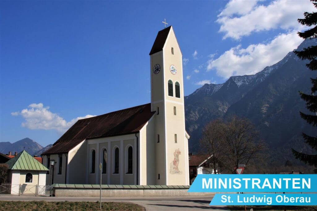 Pfarrkirche St. Ludwig Oberau